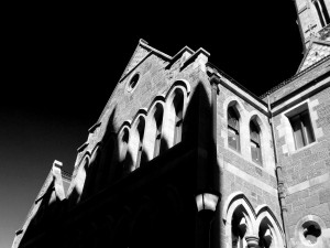 Cathedral_BW1